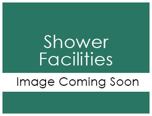Shower Facilities located on the Campgrounds in Kasilof, Alaska